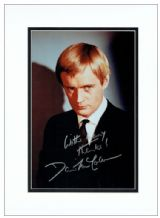 David McCallum Autograph Signed Photo - The Man From Uncle